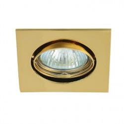 Bodové svítidlo Kanlux  NAVI CTX-DT10-G zlatá (02552)
