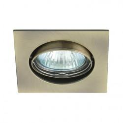 Bodové svítidlo Kanlux  NAVI CTX-DT10-AB mosaz s platinou (02554)