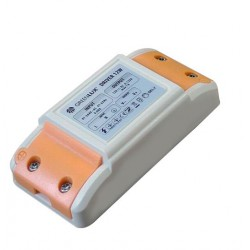Led transformátor LED DRIVER LED IP20-P 12W 12V DC (GXLD016)
