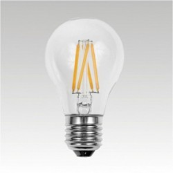 Led žárovka LQ-F LED A55 230-240V 6W E27 3000K 660lm teplá bílá