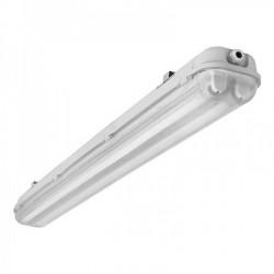 Zářivkové svítidlo prachotěsné na LED trubice Kanlux MAH PLUS-236/4LED/PC (22800)