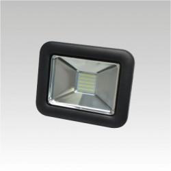 AKCE - Výkoný Led reflektor NARVA ORION LED 240V 20W 6000K IP65 black, studená bílá