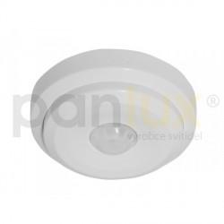 Panlux SENZOR PIR IP66 stropní pohybové čidlo 360°, bílá