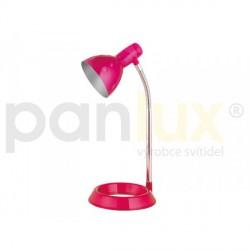AKCE - Panlux NEMO stolní lampička, růžová
