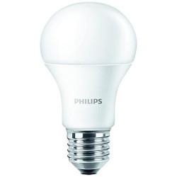 AKCE - Led žárovka PHILIPS E27 9W 2700K 806lm náhrada 60W A60 NonDim teplá bílá