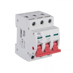 Hlavní vypínač Kanlux IDEAL KMI-3/80A (23234 )