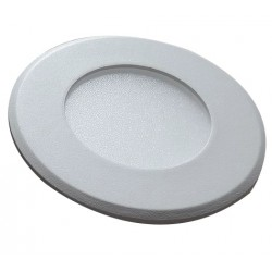 Led svítidlo vestavné Greenlux LED15 VEGA-R White 3W NW (GXDW204)