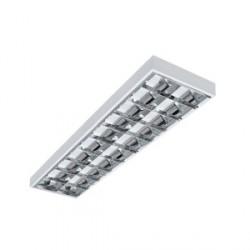 Zářivkové svítidlo těleso pro LED trubice RSTR 236/4LED/NT ( 30172)