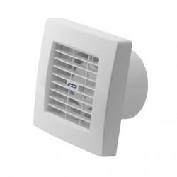 Ventilátor Kanlux TWISTER AOL 100T, žaluzie, časovač (70953)