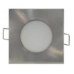Vestavné svítidlo LED SMD LED BONO-S Matt chrome 5W NW IP65 neutrální bílá (GXLL026)