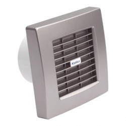 Ventilátor Kanlux s časovačem a automatickou žaluzií TWISTER AOL 100T SF (70974)