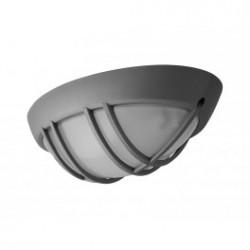 Panlux ELIPTIC DEKOR venkovní přisazené stropní a nástěnné svítidlo, stříbrná