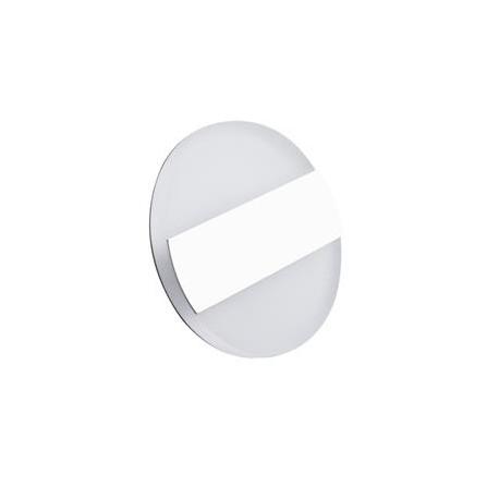 Bílé dekorativní svítidlo Kanlux LIRIA LED W-CW studená bílá (26845)