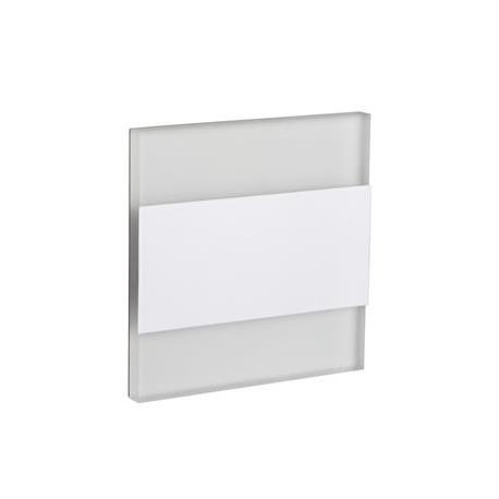 Bílé dekorativní svítidlo Kanlux TERRA LED W-WW teplá bílá (26842)