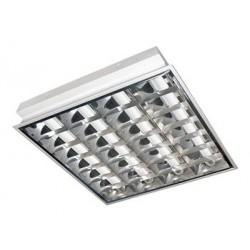Zářivkové svítidlo Greenlux TAU VVG 4x18W vestavné (GXRV002)