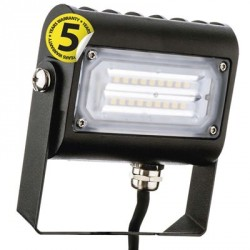 EMOS LED reflektor PROFI PLUS 15W neutrální bílá, černý