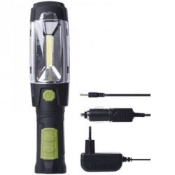 EMOS Nabíjecí svítilna LED P4518, 3W COB + 6x LED