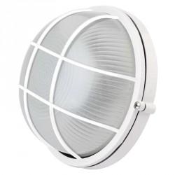 EMOS LED přisazené svítidlo, kruh mřížka 6W denní bílá