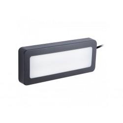 LED svítidlo Greenlux SIDE 30 5W GRAY NW (GXPS091)