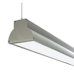 LED závěsné svítidlo NBB NARVA TAUR LED 35W/840 1L/150 IP20 OPAL