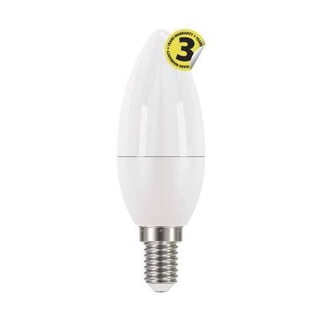 EMOS LED žárovka Classic Candle 6W E14 teplá bílá ZQ3220