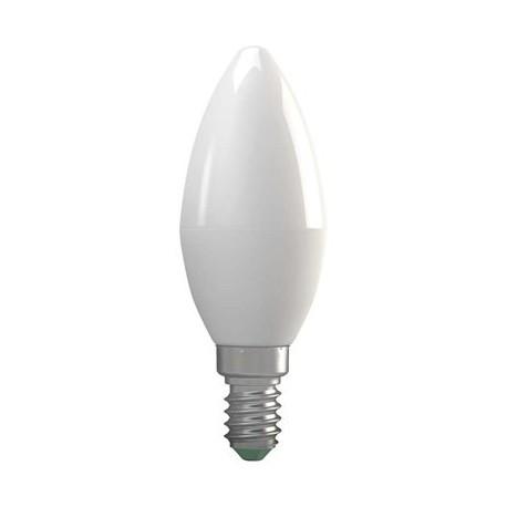 EMOS LED žárovka Candle 8W E14 teplá bílá