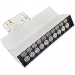 LED svítidlo na lištu Greenlux AREO PROFI TRACK W 10W NW  (GXPR110)