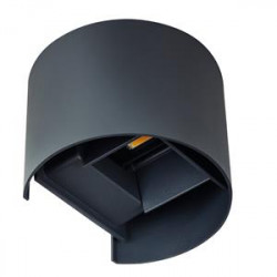 Nástěnné svítidlo Kanlux REKA LED EL 7W-O-GR (28991)