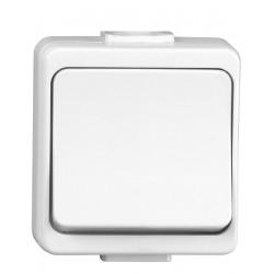 Ovladač tlačítkový na povrch - světlo Greenlux JANTAR TLS (GXNP004)