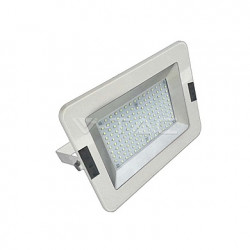 LED reflektor V-TAC 50W LED Floodlight I-Series White Body White, VT-4651