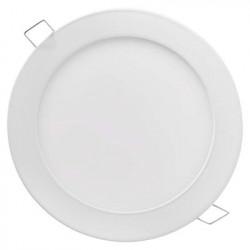 EMOS LED panel 168mm, kruhový vestavný bílý, 12W neutrální bílá