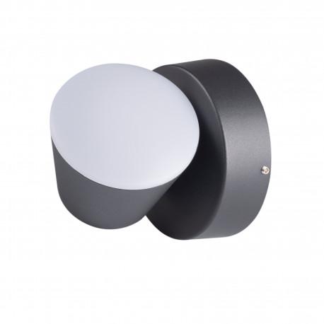 Zahradní svítidlo Kanlux DROMI LED EL-1 7W-GR (32530)