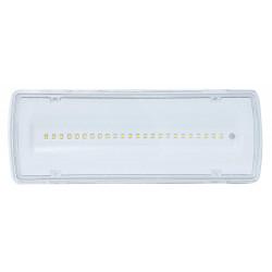Nouzové svítidlo Greenlux LAROS LED Emergency 2W 3H IP65 (GXNO055)