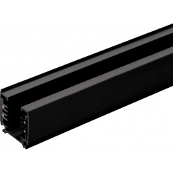 Lišta 3fázová Greenlux TRACK PROFILE 4W BLACK 2000mm (GXTR008)