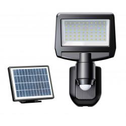 Bateriové LED solární svítidlo Greenlux TOMI SOLAR 10W NW sezor (GXSO015)