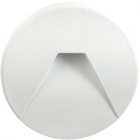 Nstěnné vestavné svítidlo LED DECENTLY R2 White 3W NW (GXLL064)