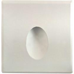 Greenlux vestavné nástěnné svítidlo DECENTLY S1 White 3W NW (GXLL067)
