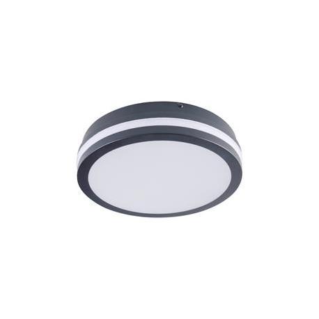 Přisazené svítidlo LED Kanlux BENO 18W NW-O-GR IP54 (32941)