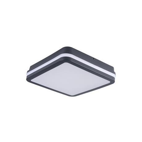 Přisazené svítidlo LED Kanlux BENO 24W NW-L-GR IP54 (33343)