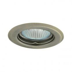 Bodové svítidlo Greenlux AXL 2114 BRM matná mosaz (GXPP006)