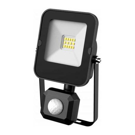 LED reflektor Greenlux ALFA PIR SMD 10W NW s čidlem (GXLR051)