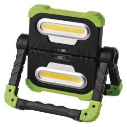 Emos COB LED nabíjecí pracovní reflektor P4536, 2000 lm, 8000 mAh