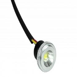 Nouzové svítidlo (únikovky) NBB EYE 1x3W LED 120lm EM3h 6000K DP 18mm/35mm