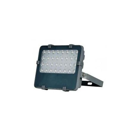 LED reflektor Greenlux GAMA PROFI SMD 30W GRAY, 4000K, 3000lm, IP65 (GXPR094)