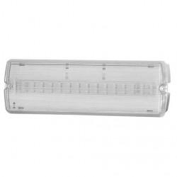 Nouzové svíidlo MODUS ECONOMIC LED SA, 1,2W, 3 hod, IP65 110lm (OZN/ECL/1W/C/3/SA/X/CL)