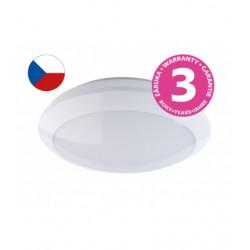 PANLUX ZEUS LED NM přisazené stropní a nástěnné kruhové svítidlo 16W, nouzový modul