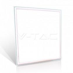 V-TAC LED panel SAMSUNG čip - záruka 5 let 45W, 3000K, 3600 lm, teplá bílá