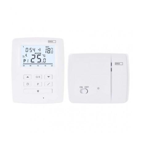 Emos Pokojový termostat s komunikací OpenTherm, bezdrátový, P5611OT