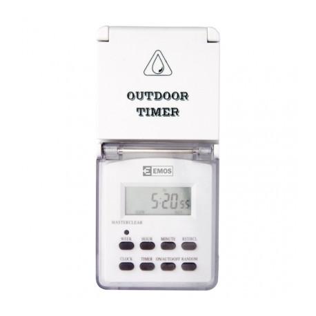 EMOS Digitální časovač SCHUKO TGE-5 (P5525)